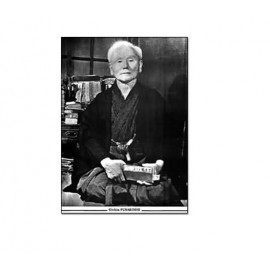 Poster du maître GICHIN FUNAKOSHI