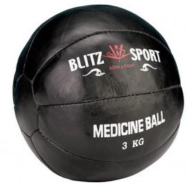 Medicine Ball en cuir