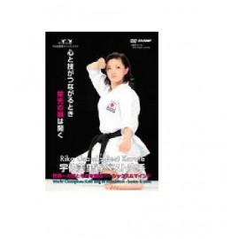 DVD de KARATE par RIKA USAMI