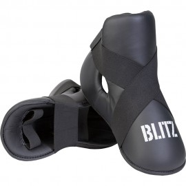 Protège pied cuir