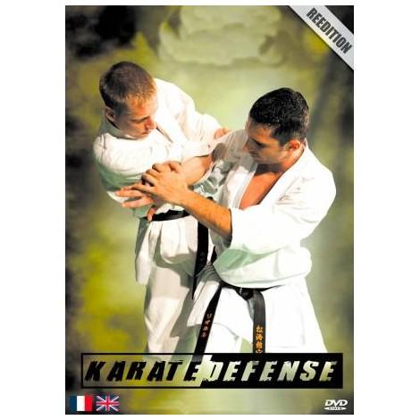 DVD Karaté Défense avec Lionel Froidure