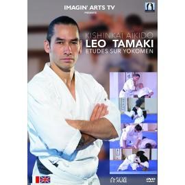 Léo Tamaki - Aikido - Etudes sur Yokomen DVD vidéo