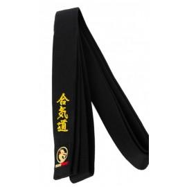 Obi brodé aikido