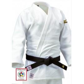JUDOGI, MIZUNO YUSHO BEST 2, IJF, 750 G., WHITE
