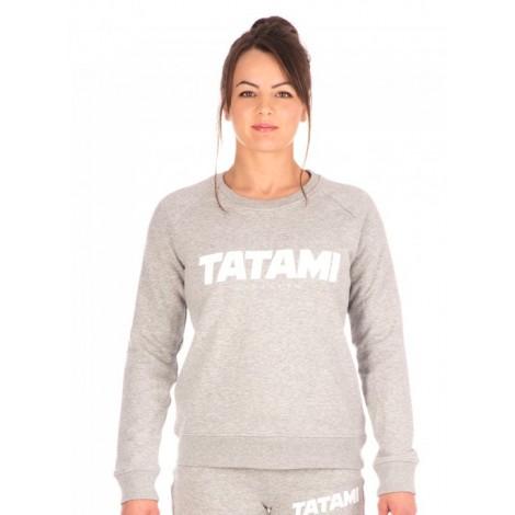 SWEATSHIRT FEMME TATAMI