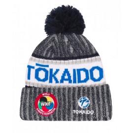 Bonnet Tatami Bleu