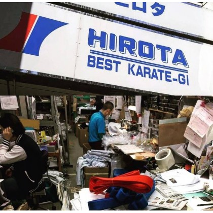 Episode 2 : Karaté road trip à Tokyo HIROTA