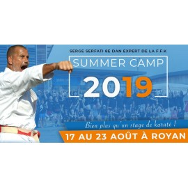 Summer CAMP Serge SERFATI 2019